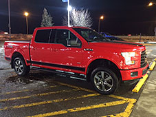 Proud Ford F150 Owners 1