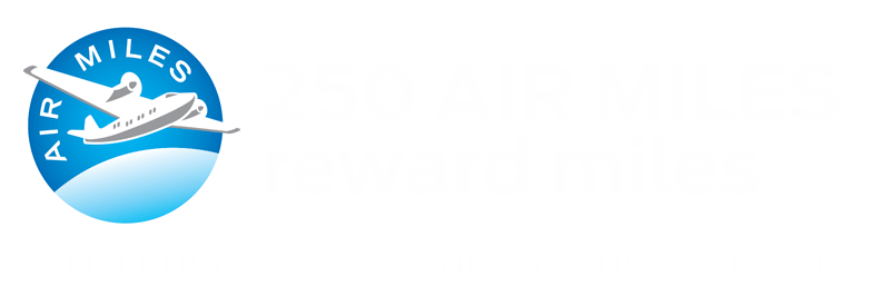 250 AIR MILES reward miles Certificate
