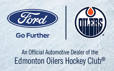 City Ford is an Official Automotive Dealer of the Edmonton Oilers Hockey Club