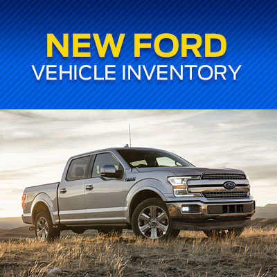 New Ford Dealership Edmonton