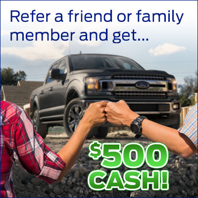 Refer a Friend for Cash