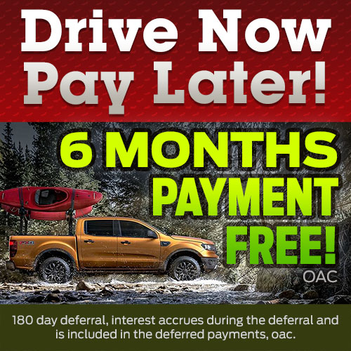 Drive Now, Pay Later!