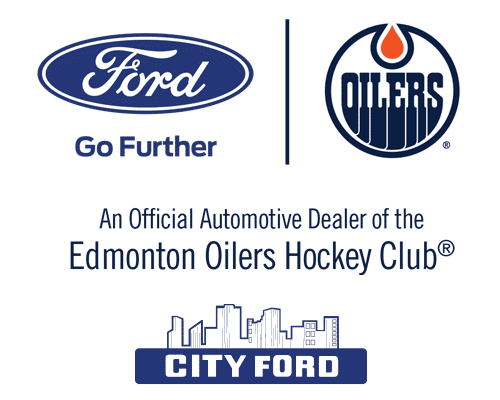 An Official Automotive Dealer of the Edmonton Oilers Hockey Club