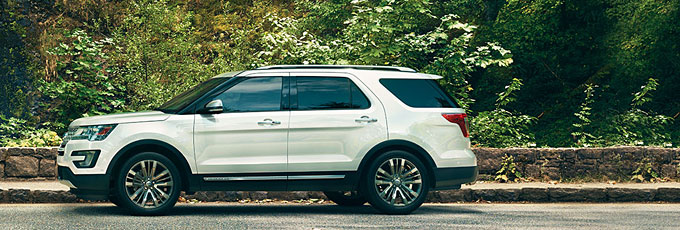 2016 Ford Explorers for sale in Edmonton