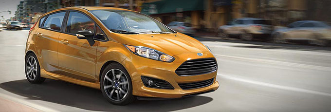 2016 Ford Fiestas for sale in Edmonton