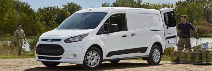 2016 Ford Transit Connect for sale in Edmonton