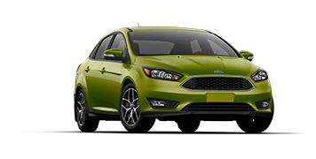 Ford Focus SEL Sedan