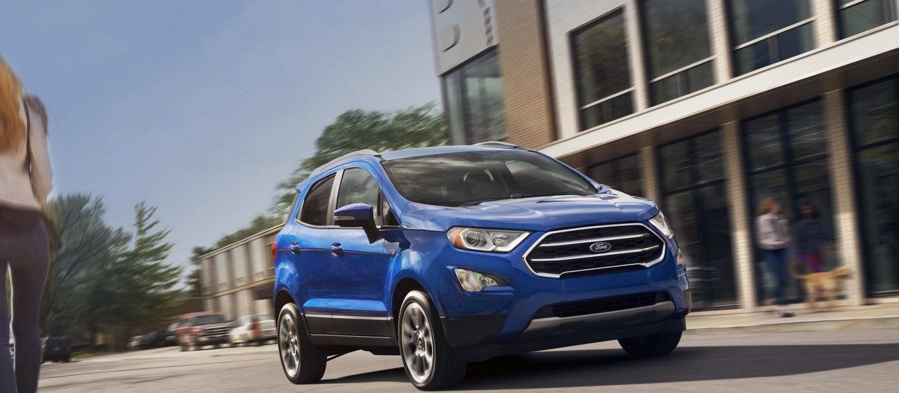 2018 Ford EcoSports for sale in Edmonton