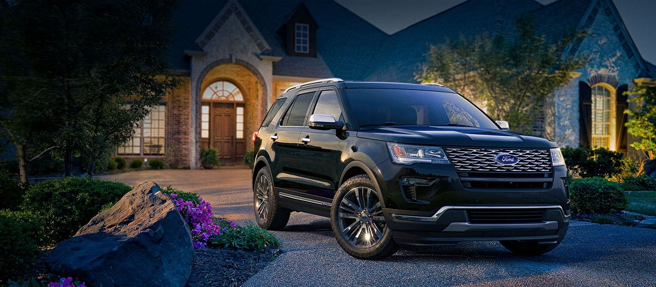 2018 Ford Explorers for sale in Edmonton