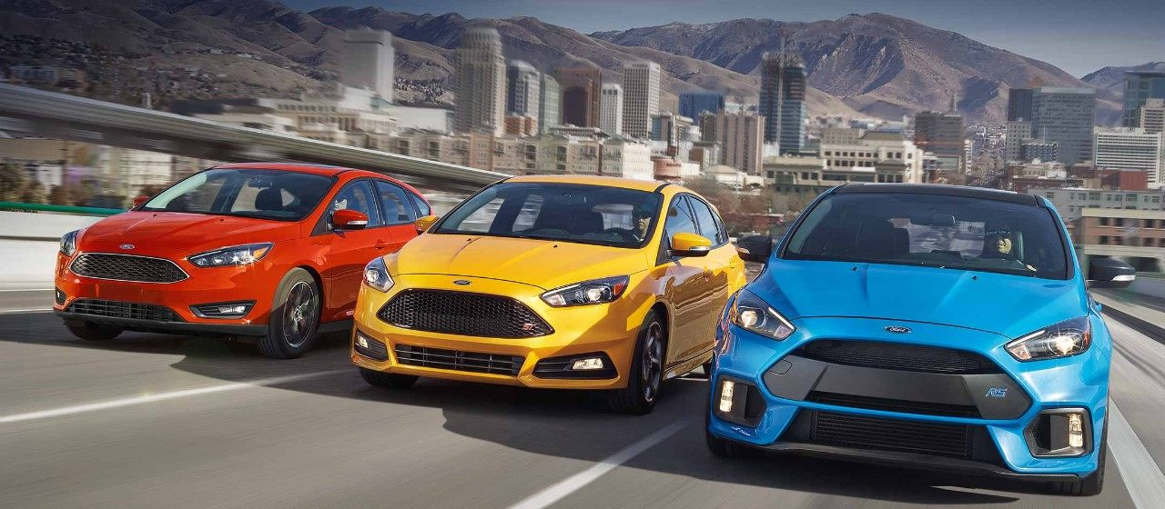 2018 Ford Focus for sale in Edmonton
