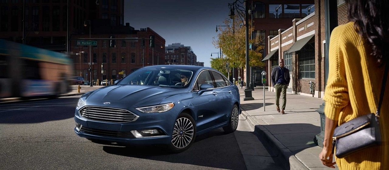 2018 Ford Fusion for sale in Edmonton
