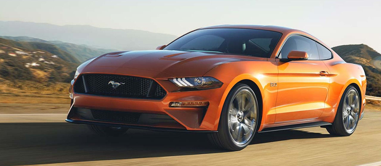 New 2018 Ford Mustang