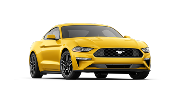 Ford Mustang EcoBoost Premium Fastback