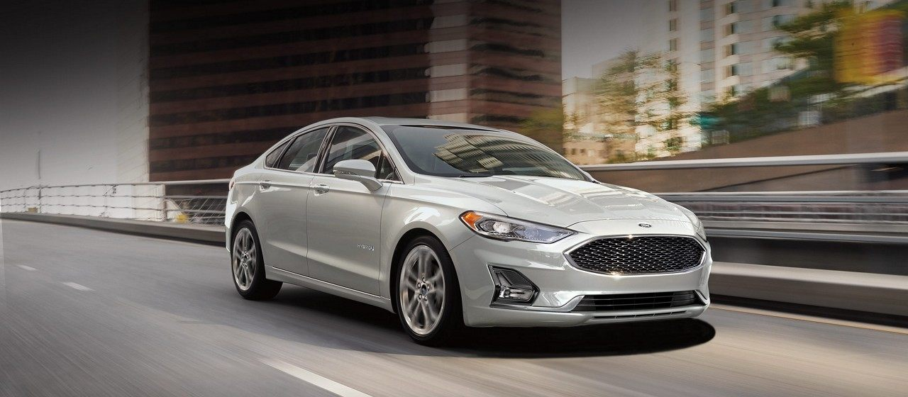 2019 Ford Fusion for sale in Edmonton