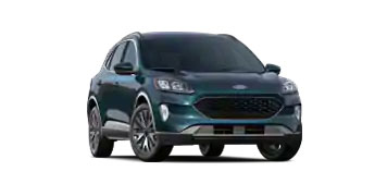 Ford Escape Titanium Hybrid