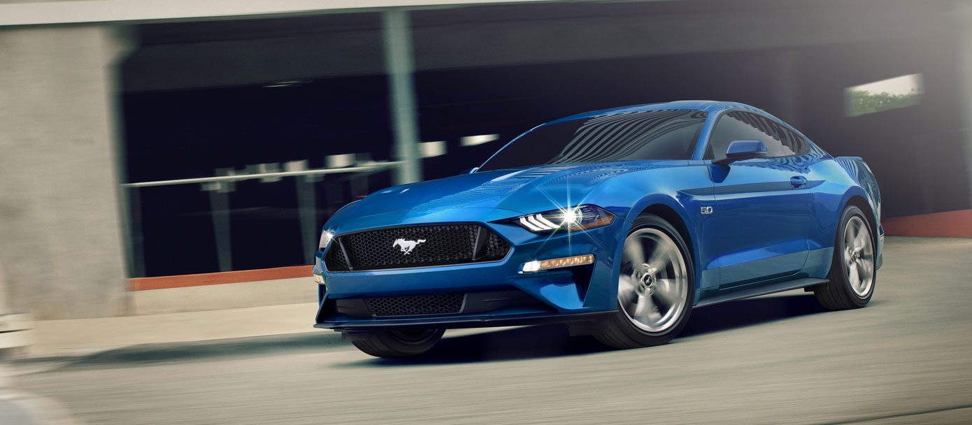 2020 Ford Mustang for sale in Edmonton