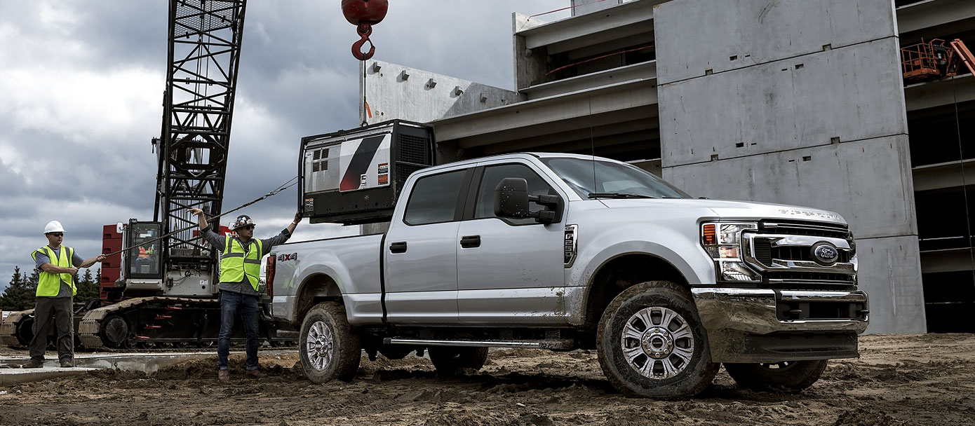 2020 Ford Super Duty Trucks for sale in Edmonton