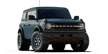 Ford 2021 Ford Bronco Badlands