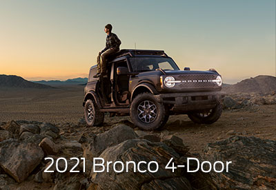 2021 Ford Bronco 4 Door Edmonton, Alberta