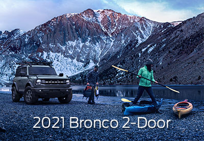 2021 Ford Bronco 2 Door Edmonton, Alberta