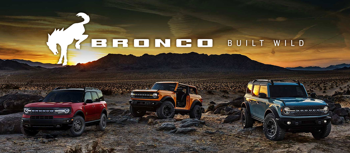 New 2021 Ford Bronco Suv City Ford Edmonton Alberta