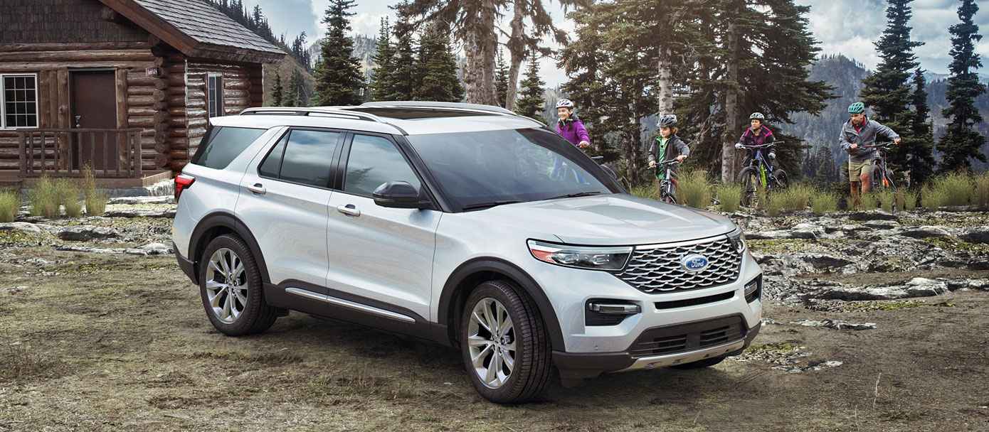 2021 Ford Explorers for sale in Edmonton, Alberta