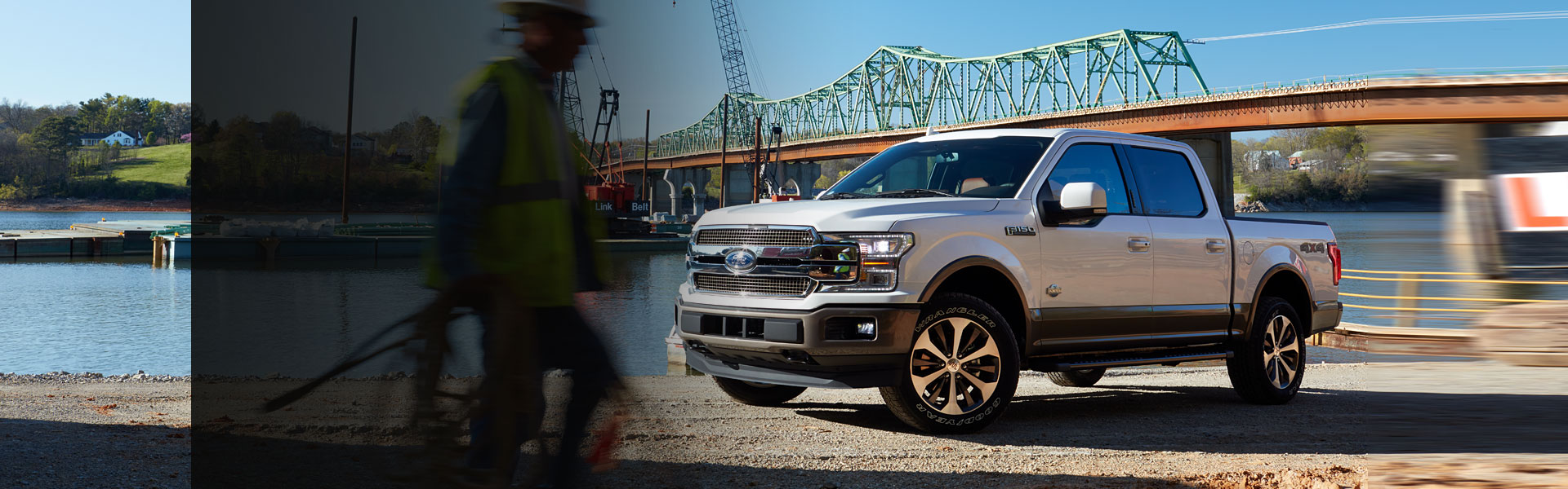 New 2020 F-150 Supercrew