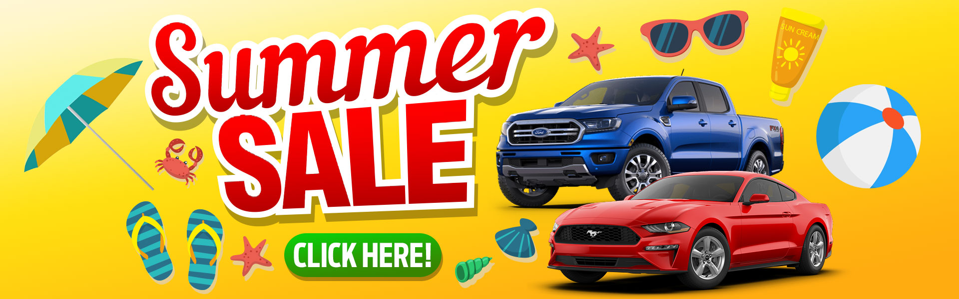 City Ford's Summer Sale