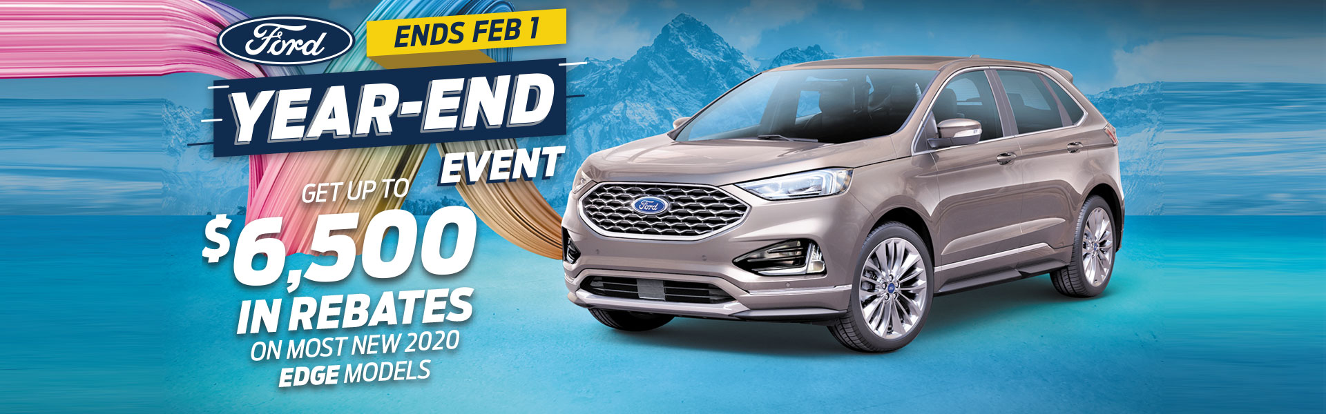 Edge Ford Year End Event