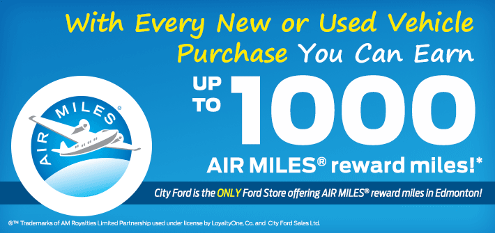 Spin & Earn up to 1000 AIR MILES® reward miles!