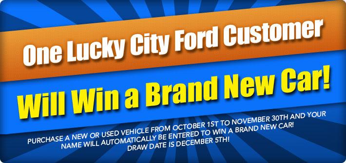 Win a Brand New Car!!!